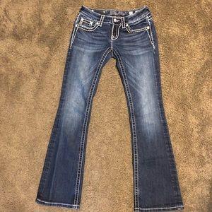 Miss Me Boot Cut Jeans 25/32